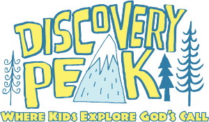 Discovery Peak Graphic Half